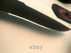 2001 Duane Dieter CQD Mark V ATAC (Advanced Tactical Combat Fighter) Knife