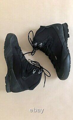 AKU NS 564 Spider II Black Boots Men's Tactical Military Combat Low Navy Seal