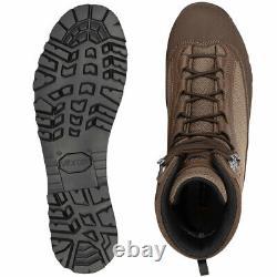 AKU Pilgrim HL GTX Combat Military Army Waterproof Tactical Boots MOD Brown
