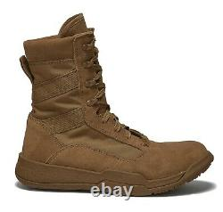 AMRAP TR501 Tactical Research Coyote Athletic Training Boot Lightweight Military