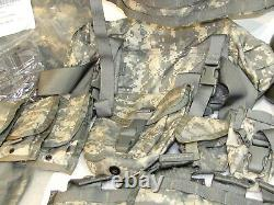 Acu Military Fighting Load Carrier Tactical Panel Set 1