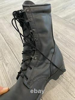 Altama 7850 Men's Leather Military Tactical Combat Boots Size 10W Black