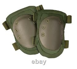 Army Combat Military Tactical Work US Paintball Knee Pad Black Green DPM Skate