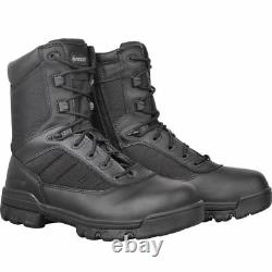 Bates Ultra-lites Tactical 8 Boots With Side Zip