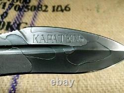 Combat Knife Dagger KARATEL PUNISHER Paratrooper Military Tactical Survival