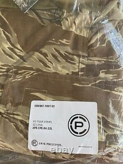 Crye Precision DTS Desert Tiger Combat Pants 32 LONG Tactical Military