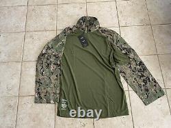 Crye Precision DriFire AOR2 Combat Shirt X-LARGE/LONG Tactical Military AOR1