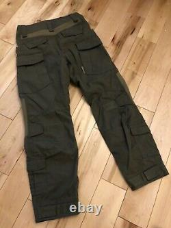 Crye Precision G2 Combat Military Pant 32 R OD Green Tactical