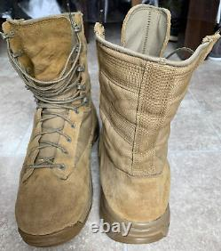 Danner 53231 Reckoning 8 Coyote Hot EGA Military Tactical Boot Mens 9.5 EE USA