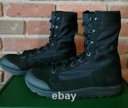 Danner Mens 8 Tachyon Military and Tactical Boots Size 8.5 D Black 50120 $150