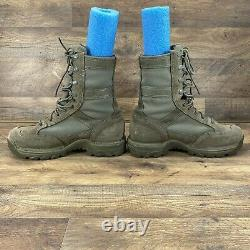 Danner Rivot TFX USAF 8 Military Gortex Tactical Combat Boots Sage Green Sz 10