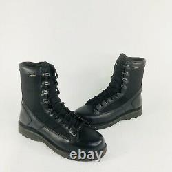 Danner Sample Mens Sz 10 D Black Leather GoreTex Tactical Mlitary Combat Boots