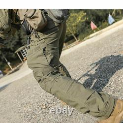 Emerson Mens E4 Tactical Pants Combat Duty Military Trousers Cargo Hiking Travel