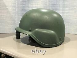 F6 Combat MK2 Military Ballistic Helmet Size Large RBR Tactical Armor, Inc