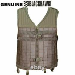Genuine Blackhawk Strike Elite Tactical Army Military Combat Molle Vest