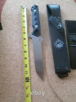 German Puma Tac-1 Tactical Fighting Knife Jermer Design Rare