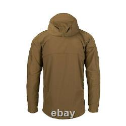 HELIKON TEX ANORAK MISTRAL Jacket Combat Tactical Hooded Softshell Army Military