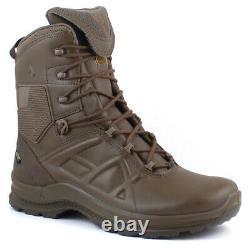 Haix Black Eagle Tactical 2.0 GTX High/Brown Gore-Tex Combat Military Army Boots
