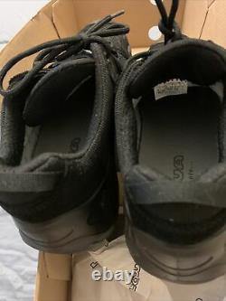 LOWA ZEPHYR GTX LO Tactical Military Outdoor Boots Black 10.5 US Size