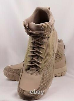 Lalo's Shadow Intruder 5 Tactical Boots Size 10.5 Mens US in box