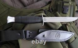 Legendary USSR WW2 Tactical MILITARY SCOUT KNIFE FINKA NKVD