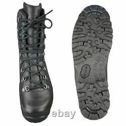 Lowa COMBAT GTX Waterproof Gore-Tex Tactical Boots Black