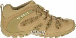 MERRELL Chameleon 8 Stretch J099407 Tactical Military Army Combat Shoes Mens New