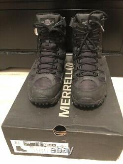 MERRELL Moab 2 8 Waterproof J15845 Tactical Military Army Combat Boots Mens Sz8