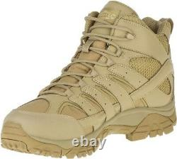 MERRELL Moab 2 Mid Waterproof J15849 Tactical Military Army Combat Boots Mens
