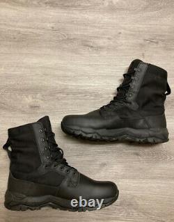 Merrell Patrol Black Waterproof Tactical Military Combat Boots Men 11W J099351