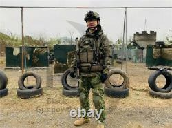 Military Training Tactical Night Desert Long Sleeve Jacket Combat Hoodie Coat