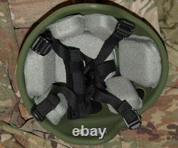NEW GI Genuine Military ACH. Army Advanced Combat Tactical Helmet. Medium