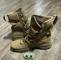 NEW Nike SFB Field 2 8Military Combat Tactical Coyote Boots Mens Size 12
