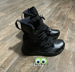 NEW Nike SFB Field 2 8 Military Combat Tactical Black Boots Men's Size 11.5