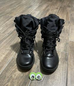 NEW Nike SFB Field 2 8 Military Combat Tactical Black Boots Men's Size 9.5