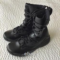 NEW Nike SFB Field 2 8 Military Combat Tactical Boots Men's Sz 8.5 AO7507-001