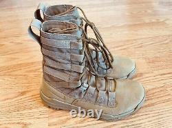 NIKE Men's SFB Gen 2 8 MILITARY COMBAT TACTICAL BOOTS Khaki Sz 6.5 922474-201