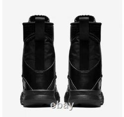 NIKE SFB FIELD 2 8 BLACK MILITARY COMBAT TACTICAL BOOTS AO7507 001 Size 10