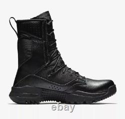 NIKE SFB FIELD 2 8 BLACK MILITARY COMBAT TACTICAL BOOTS AO7507 001 Size 10.5