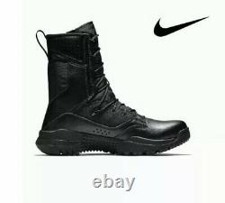 NIKE SFB FIELD 2 8 BLACK MILITARY COMBAT TACTICAL BOOTS AO7507 001 Size 11