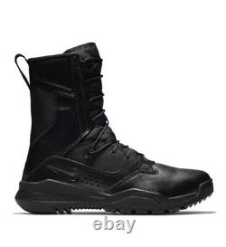 NIKE SFB FIELD 2 8 BLACK MILITARY COMBAT TACTICAL BOOTS AO7507 001 Size 13