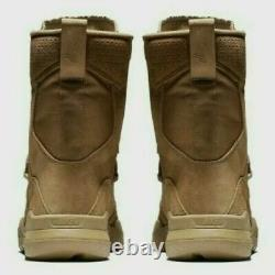 NIKE SFB FIELD 2 8 Coyote LEATHER TACTICAL COMBAT BOOTS AQ1202-900 Military