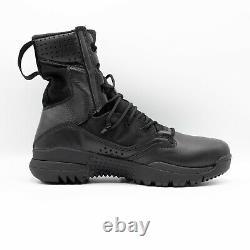 NIKE SFB FIELD 2 8 GORE-TEX Black Mens Size 8.5 Tactical Boots AQ1199-001 NEW