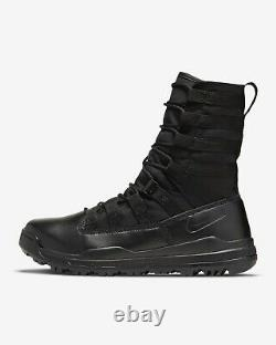 NIKE SFB GEN 2 8 BLACK MILITARY COMBAT TACTICAL BOOTS 922474-001. Size 8. NEW