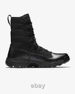 NIKE SFB GEN 2 8 Men's Size 7 BLACK MILITARY COMBAT TACTICAL BOOTS 922474-001