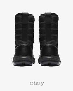 NIKE SFB GEN 2 8 Mens Size 10.5 BLACK MILITARY COMBAT TACTICAL BOOTS 922474-001
