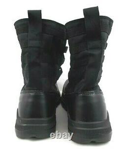 NWOB 922474-001 Nike SFS GEN 2 US Mens 12 M Black Military Tactical Combat Boots