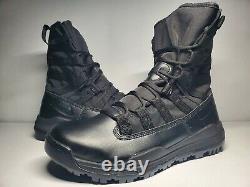 New (Men's 9) Nike SFB GEN 2 8 Black Military Combat Tactical Boot (922474-001)