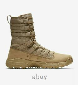 New Nike SFB Gen2 8 Boots Size 11.5 (922474-201) Brown Military/Tactical