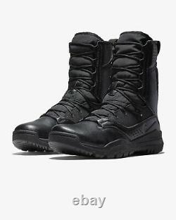 Nike Boots Special Field SFB Tactical Military Combat Black AO7507-001 Mens 10